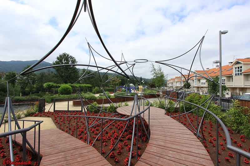 Jardín nº 2 en Allariz festival