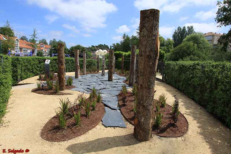 Jardín nº 3 del festival de Xardíns