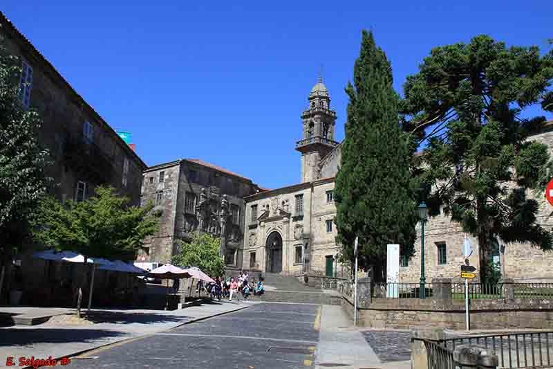 iglesia de San Domingos de Bonaval