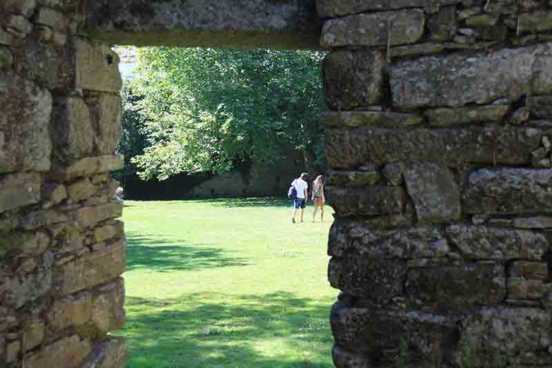 parque de bonaval jard n bosque y cementerio en compostela