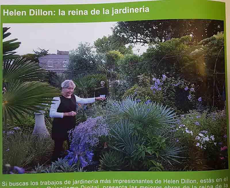 reina de la jardineria